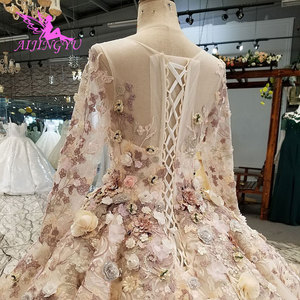 Image 3 - AIJINGYU Korean Wedding Dress Summer Gowns Discounts 2021 Princess Informal White Bridal Gown Wedding Bolero Lace Ivory Long