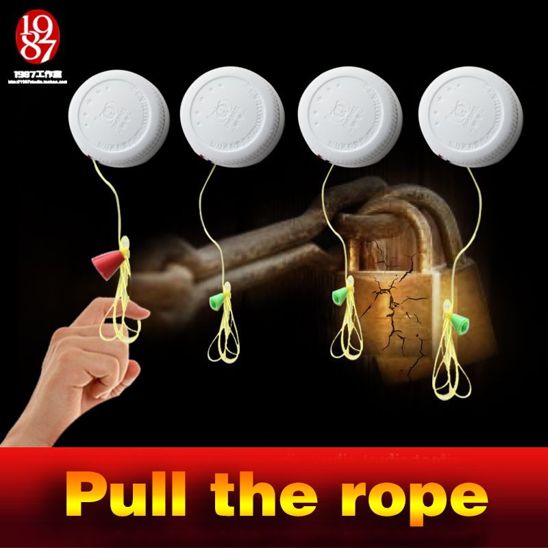Takagism game real life room escape prop jxkj1987 pull the rope in order to open the lock and run away from secret chamber room high quality couplers plastic shaft blade foot seat replacement for philips hr2003 hr2004 hr2006 hr2024 hr2027 blender parts