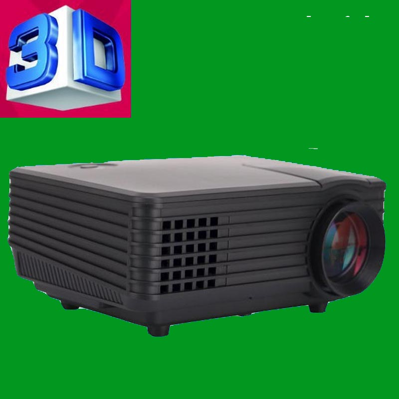 this is 2000Lumens High Bright LED 20 To 80 inch font b Screen b font 1080P
