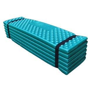 Уличный коврик для кемпинга, Сверхлегкий коврик из пены для пикника, складной пляжный коврик, палатка, коврик для сна, водонепроницаемый ков...