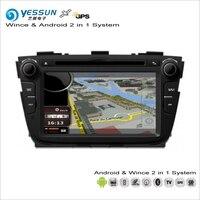 YESSUN For KIA Sorento 2013~2014 Car Android Multimedia Radio CD DVD Player GPS Navi Map Navigation Audio Video Stereo System