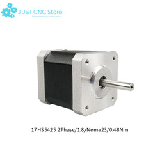nema 17 stepper motor 17HS5425 70oz-in 48mm 2.5A 300mm Two phase  CNC machine 3D printer nema34 stepper motor 86x66mm 3n m 4a d14mm stepping motor 428oz in nema 34 for cnc engraving machine and 3d printer