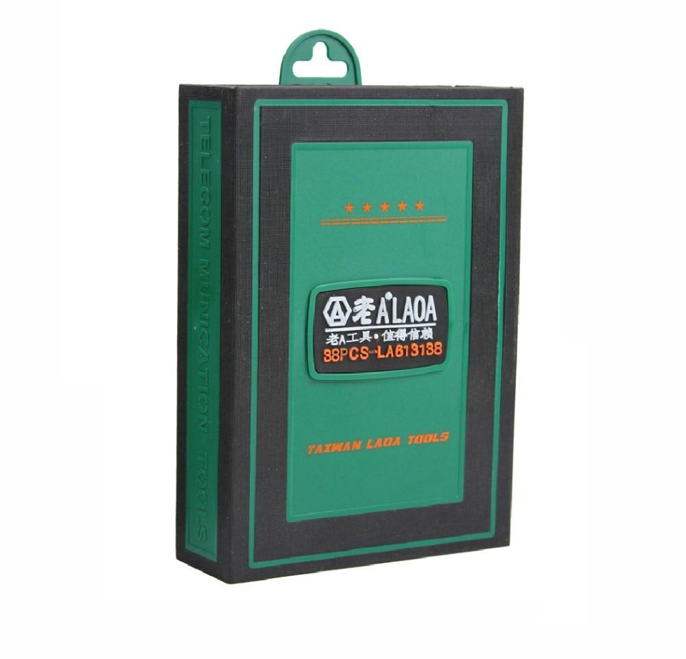 LAOA eladó csavarhúzó készlet 38 in1 javító szerszámkészlet - Szerszámkészletek - Fénykép 6