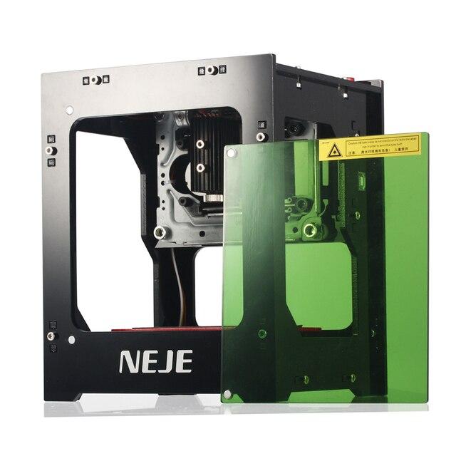 NEJE DK-8-KZ 1000/1500/2000/3000mW High Speed Mini USB Laser Engraver Carver Automatic DIY Print Engraving Carving Machine