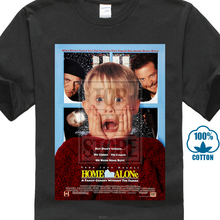 506f6a26ad Home Alone Cool 90'S Comedy Vintage Classic Movie Poster Fan T Shirt(China)