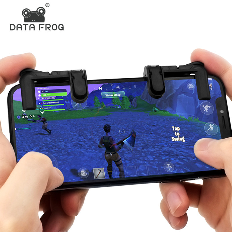 Shooting, Aim, Mobile, Game, PUBG, Data