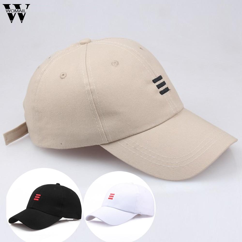 Womail   baseball     cap   new Men Women Unisex Hats Hip-Hop Adjustable   Baseball     Cap   Outdoor Climbing fanshion daily 2019 dropship f20