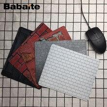 Babaite Wall bricks font b Computer b font font b Gaming b font Mousemats Size for