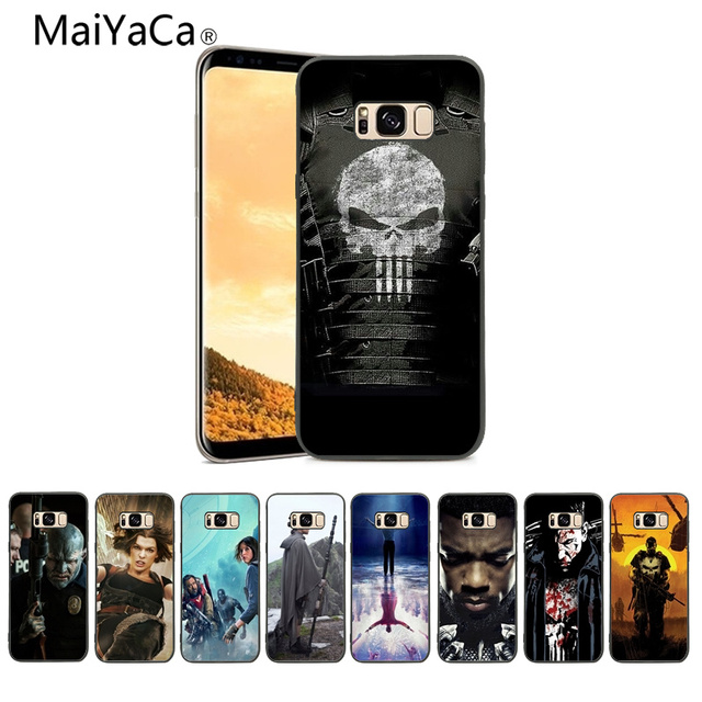 Maiyaca The Tv Wallpaper Diy Luxury High End Protector Phone Case