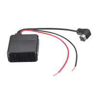 for Pioneer IP BUS 11 Pins Bluetooth Aux Receiver Adapter Radio Speaker with Filter