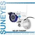 SP-TH02WP SunEyes ONVIF 720 P 1.0 Megapixel HD Wifi Wireless IP Cámara Exterior P2P Plug and Play IR CUT RTSP H.264
