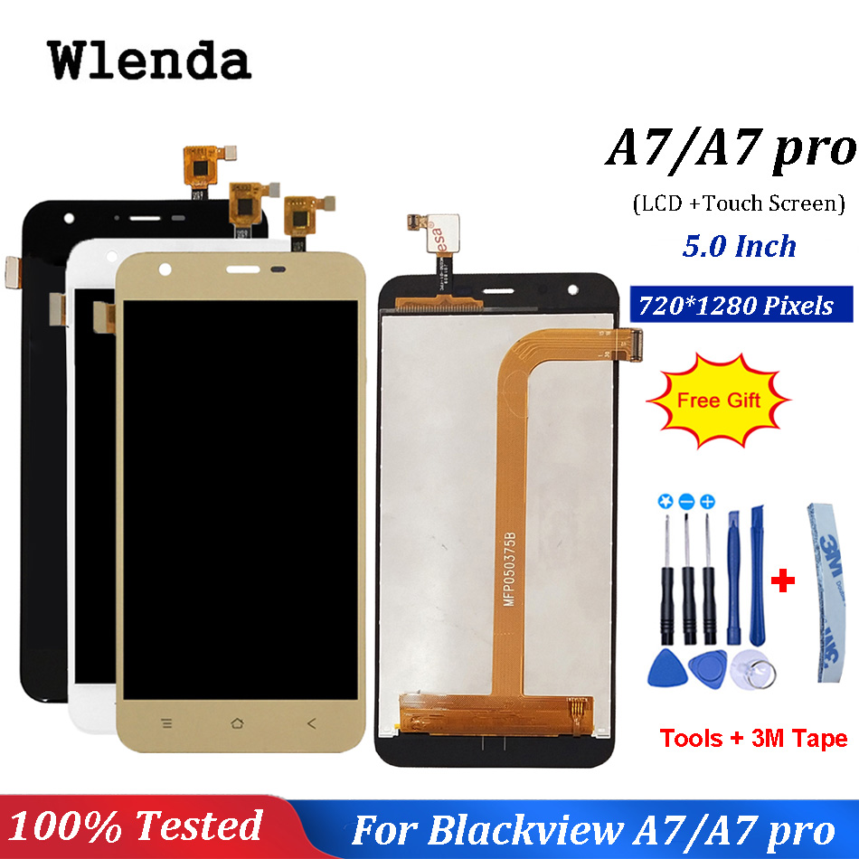 MFP050375B For Blackview A7/A7 pro LCD Display+Touch Screen 100% Tested Screen Digitizer Assembly For blackview A7MFP050375B For Blackview A7/A7 pro LCD Display+Touch Screen 100% Tested Screen Digitizer Assembly For blackview A7