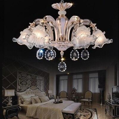 Luxury Crystal Chandelier Living Room Lamp lustres de cristal indoor Lights Crystal Pendants For ChandeliersLuxury Crystal Chandelier Living Room Lamp lustres de cristal indoor Lights Crystal Pendants For Chandeliers