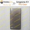 Kingzone K1 caso 100% Caso Protector de la Alta Calidad TPU funda de Silicona Original Oficial para kingzone K1 Smartphone Envío gratis