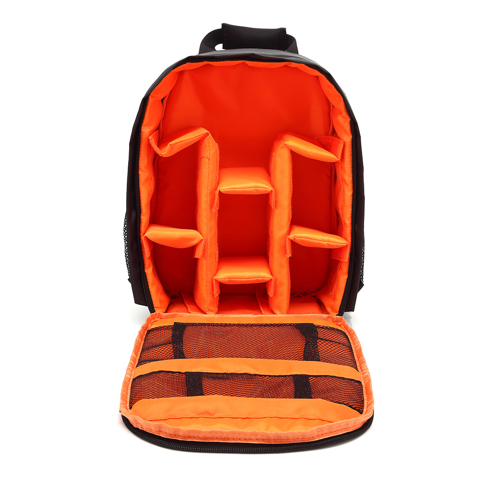 Consumer Electronics Andoer Dslr Digital Camera Backpack Bag New Multi-functional Small Video Backpack Waterproof Outdoor Video Camera Bag Backpack Camera/video Bags