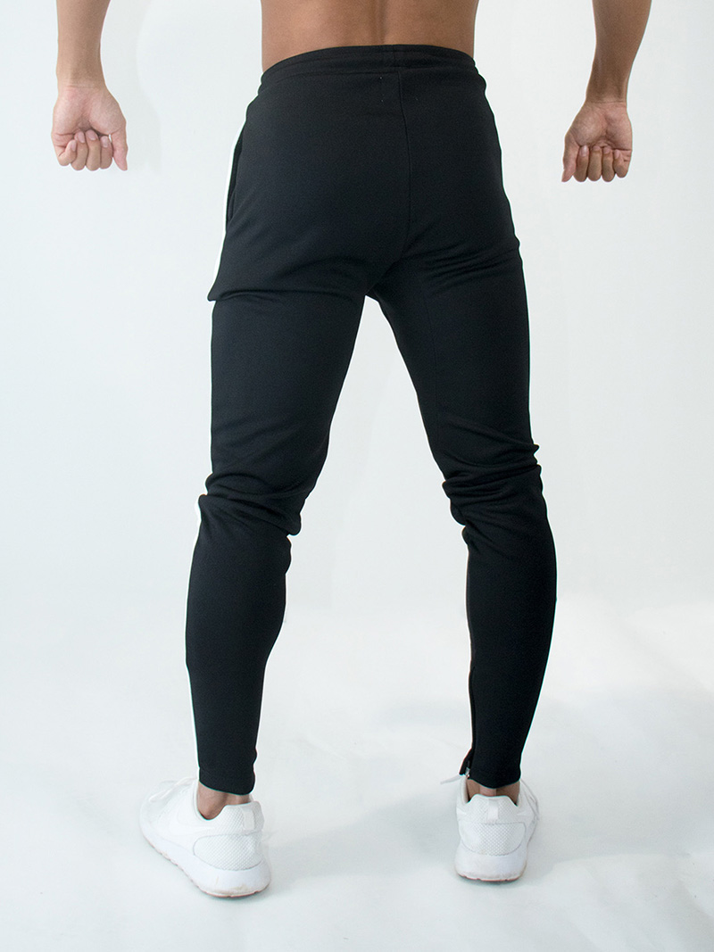 Mens Joggers Casual Pants Fitness Men Sportswear Bottoms Skinny Sweatpants Trousers Fashion Gyms Jogger Track Pants 23