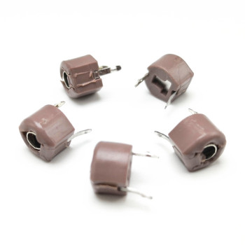 500pcs JML06-1-120P 120pf 6mm JML06-1 DIP trimmer Adjustable capacitor