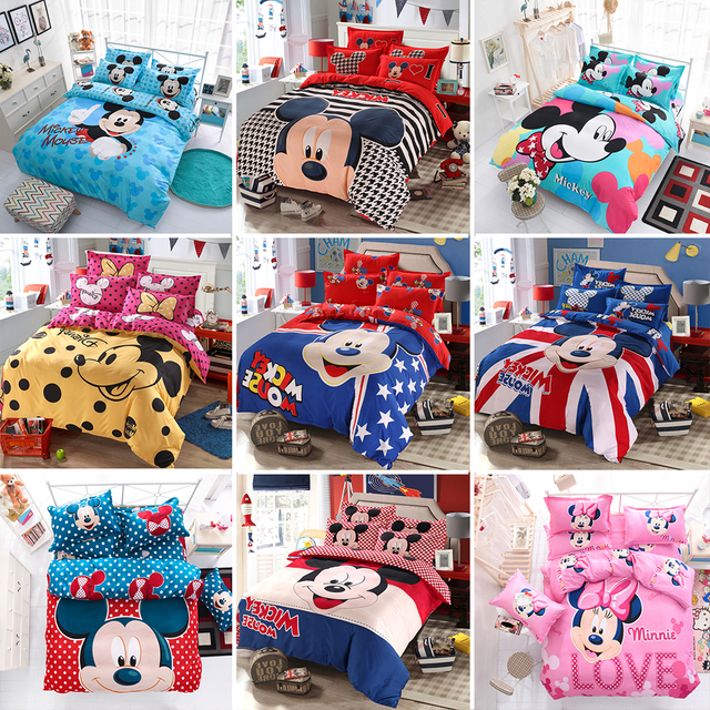 Mickey Mouse Bedding for Kids