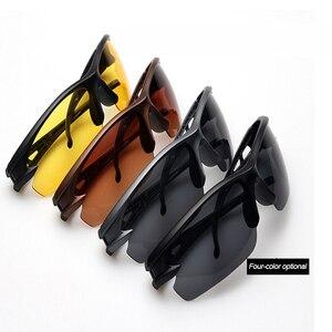 Image 5 - نظارة شمسية مقاومة للانفجار ، نظارات رياضية خارجية للرجال ، دراجات ، سيارات كهربائيّة ، دراجات نارية ، نظارات مضادة للرياح