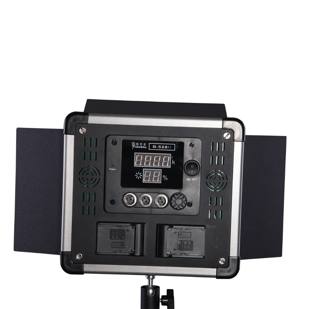 DHL 1 tk Super Slim LED Lamp Professional Jätka valgustust D-528 40W - Kaamera ja foto - Foto 6