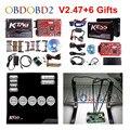 Онлайн Красный KESS V5.017 V2.53 + 4 светодиодный KTAG V7.020 V2.23 + светодиодный BDM Рамка без жетонов KESS 5 017 + K-TAG K тег 7 020 ECU Программатор