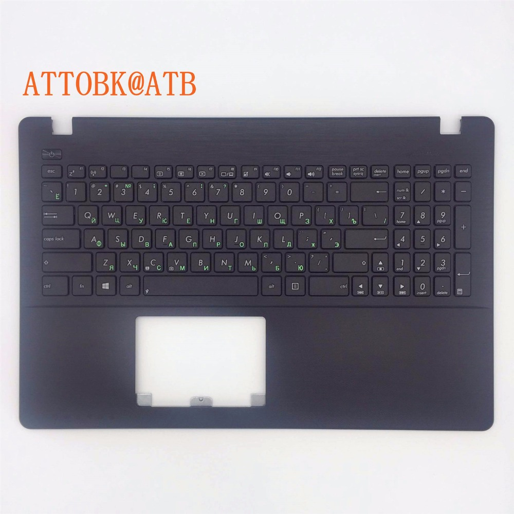Laptop Carbon fiber Skin Sticker Protector For ASUS FX50 X550 Y581 X552 X522