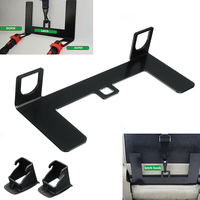 33cm For Child Safety Seat New Seat Belt Buckle Bracket Guide Stand Holder Car ISOFIX Latch Connector Interfaces Bracket Stand