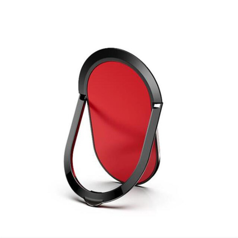 Ultra-thin Metal Stent Accessories Mobile Phone Holder Stand Finger Ring Magnetic For Iphne XS 7 8 Cell Smart Phone Holder