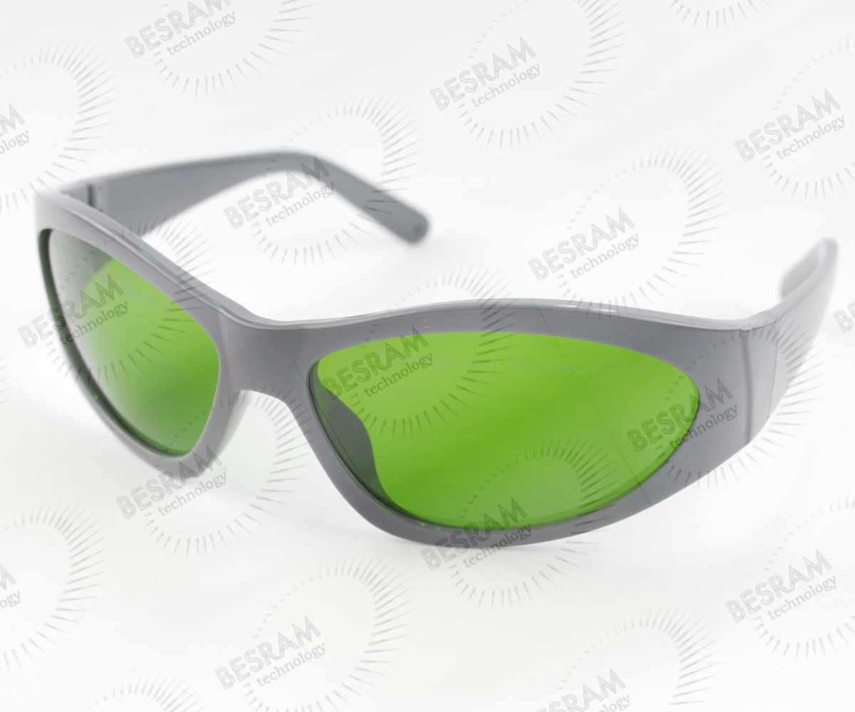 Laserland LP-DTY-55 800nm-1700nm OD4+ 900nm1100nm OD5+ Laser Protective Goggles Safety Glasses 55#