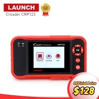 LAUNCH Creader CRP123 Full Obd2 Eobd Code Reader Scanner Engine ABS SRS And Transmission Obd 2