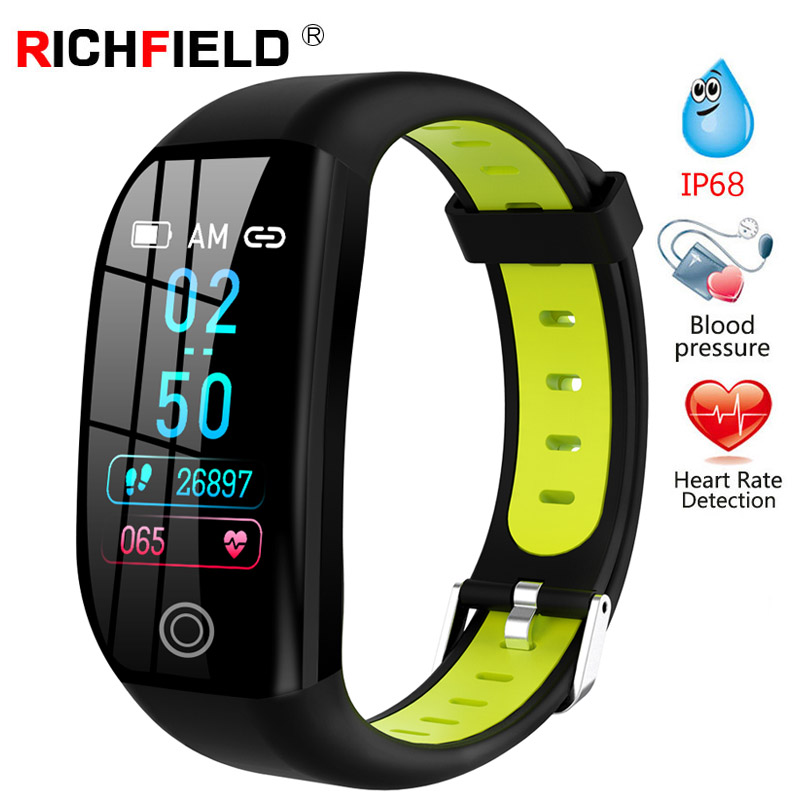 Smart Bracelet GPS Fitness Activity Tracker Blood Pressure Wristband Sleep Monitor Pedometer Swimming Smart Band For Xiaomi IOS
