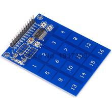 1pcs TTP229 16 Channel Digital Capacitive Switch Touch Sensor Module For Arduino