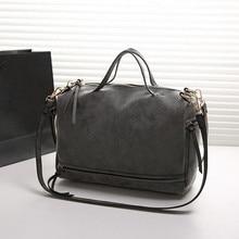 Neue frauen Messenger Bag Retro Dame handtasche matt frauen einzelner schulterbeutel