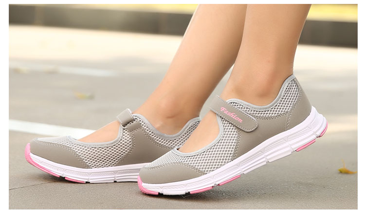 RS 766-2018 Summer Mother Flats Shoes-9