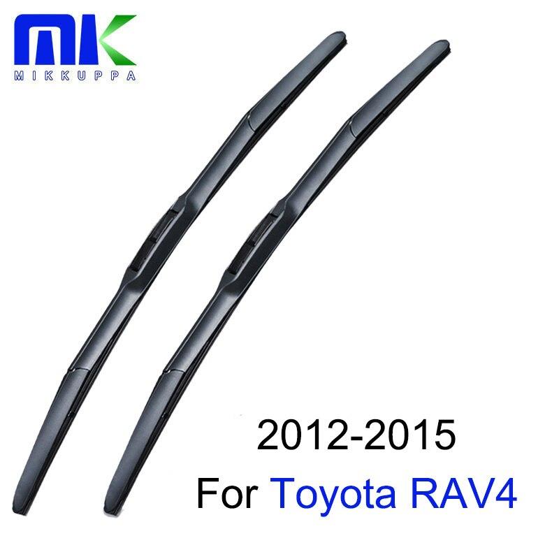 Mikkuppa Wischer Klingen Für Toyota RAV4 2012 2013 2014 2015 para 26