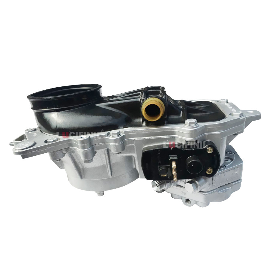 LuCIFINIL Mercedes W107 W126 380SL 380SEL 380SE 380SEC 420SEL 500SEL 560SEC распределитель топлива воздушного потока блок 0438101018 0438121037