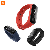 Xiaomi Mi Band 3 Smart Wristband Fitness Bracelet MiBand Band3 0.78 inch OLED Touch Screen Message Heart Rate Time Smartband