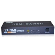 HighTek HK-H3T1 3 port hd switch 3 input 1 output HD Switcher splitter