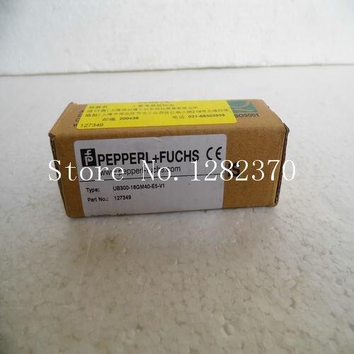 [SA] New original special sales P + F ultrasonic proximity switches UB300-18GM40-E5-V1 spot