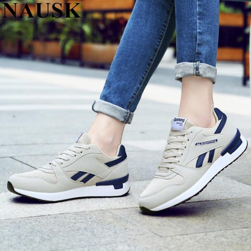 Chaussures grises Fashion femme 97j78ZE