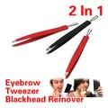 Clean Black Dirt Eyebrows In Japan Blackhead Rmover Tool 2 in1 Makeup Tool