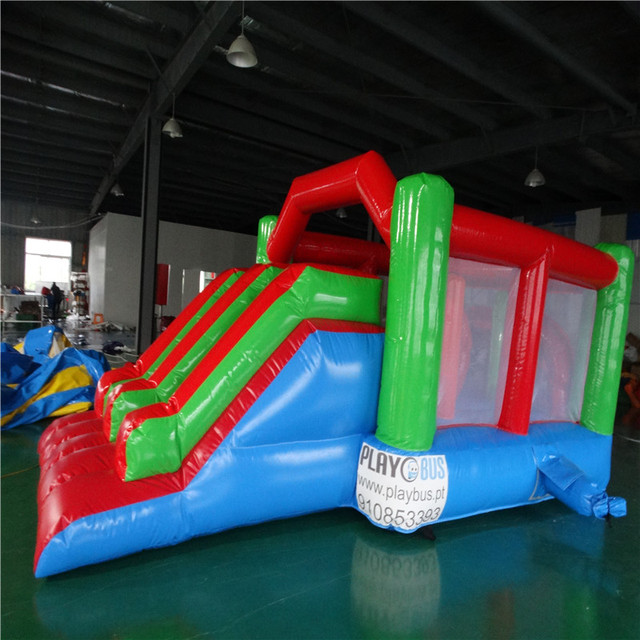 Good sale inflatable bounce combo jumping bouncer with slide for sale