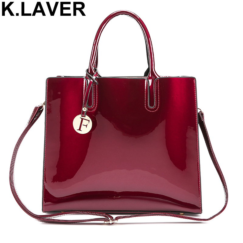 K.LAVER Brand Women PU Leather Cross body Messenger Shoulder Bags Handbag Ladies Female Hand Bag Sac a Main Purses Totes Clutch just star brand new design fashion pearls bow pets printing pu women leather girls ladies handbag shoulder bag cross body bags