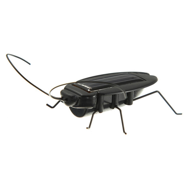 Scary Bug toy Solar Power Energy