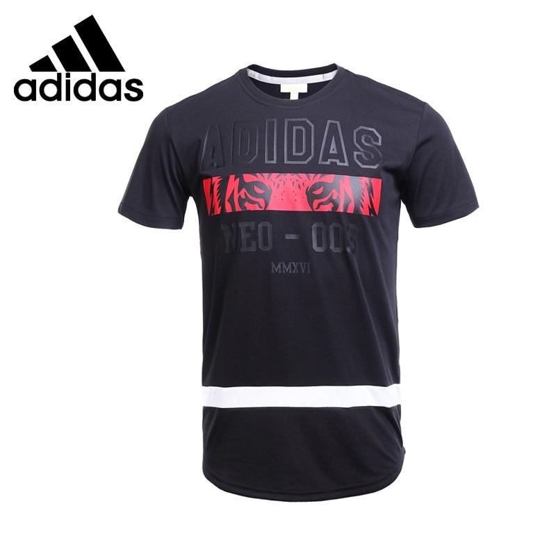 Prix pour Original Nouvelle Arrivée Adidas NEO Étiquette M COL T 2 Hommes de T-shirts à manches courtes de Sport