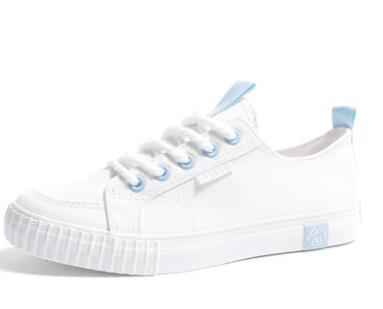 Plat Respirant Sneakers Coréenne 2 Étudiants De Chaussures Casual 2018 Été 3 Matching Marée Femmes 4 Version Nouvelle Toile 1 FW6PwAqvq