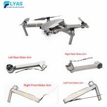 Pieza Platinum de DJI Mavic pro, brazo de Motor delantero izquierdo/Derecho, trasero izquierdo/derecho para espalda y piernas, brazo para piezas de Dron de repuesto