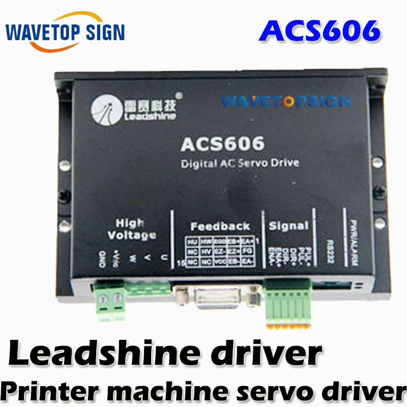 printer machine servo driver AMT806  Printer Driver ACS606  free shipping infiniti solvent printer spare parts digital ac servo drive amt 806