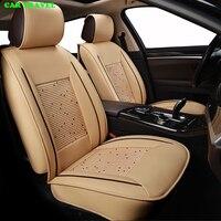 VIAGGI in AUTO di seta del ghiaccio set copertura di sede dell'automobile per il VW BMW 2 Serie F45 Audi Toyota GMC Cruze seggiolini auto per auto protezione cuscino