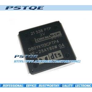 Image 1 - חדש מקורי שאינו מזויף D80YK113CPTP4 D80YK113 D80YK113CPTP QFP במלאי 1PCS